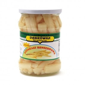 Szparagi konserwowe krojone 500 g