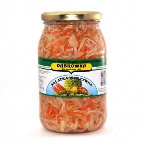 Sałatka warzywna 880 g