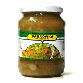 Zupa ogórkowa 650 g
