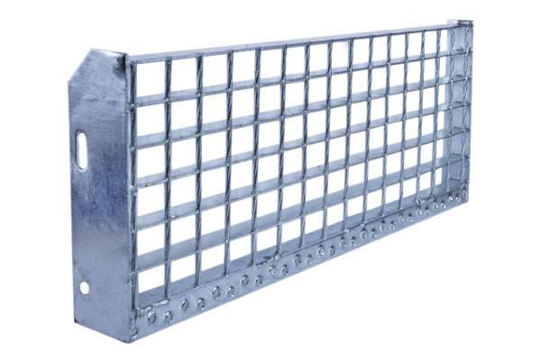 Stopień schodowy WEMA ocynk 34X38 25x2 L800 B240
