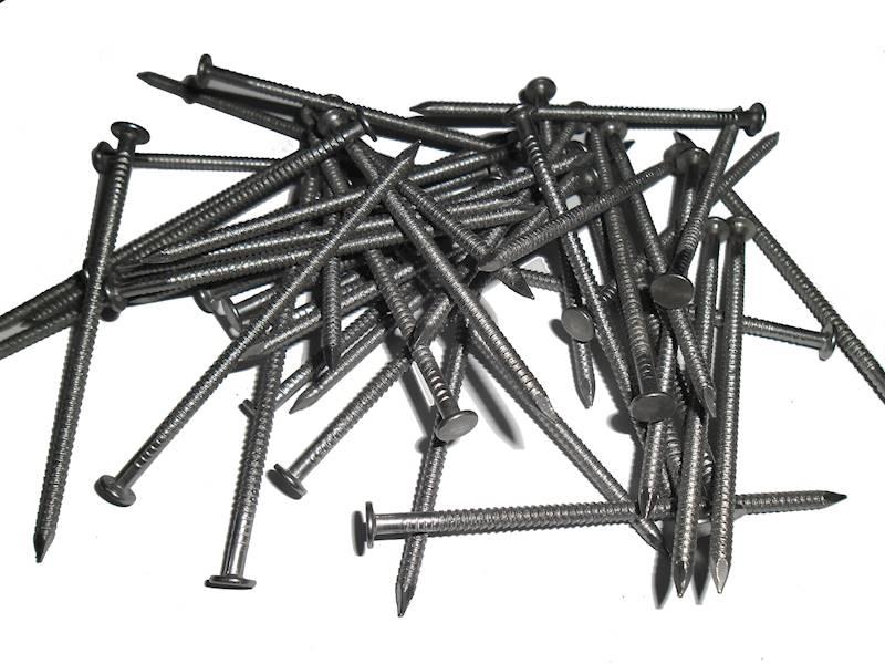 Gwoździe pierścieniowe czarne 4,5x125 mm OP-5 KG