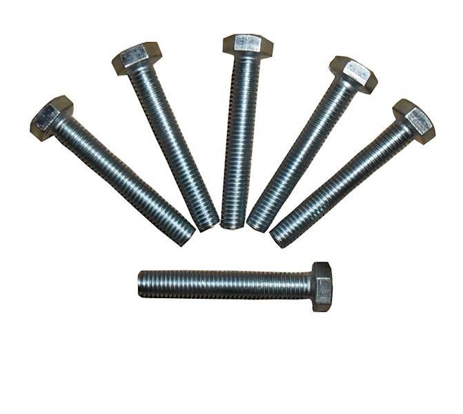 Śruba łeb sześciokątny pełny gwint OC DIN933 10x70