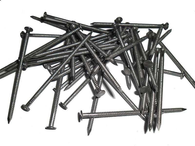 Gwoździe pierścieniowe czarne 4,0x100 mm OP-5 KG