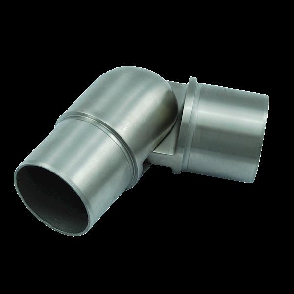 Kolanko Przegubowe Do Rury Fi 42,4mm Szlif INOX
