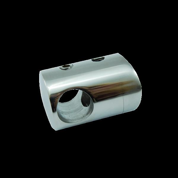 Uchwyt Przelotowy Do Rury 42,4mm Fi 16 Poler INOX