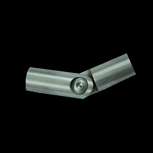 Kolanko Przegubowe Do Rury Fi 12mm Szlif INOX
