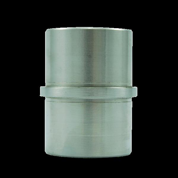 Łącznik Rury Fi 42,4mm Szlif INOX