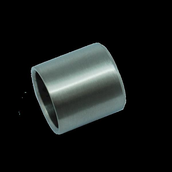 Zaślepka Walcowa Na Rurę Fi 12mm Szlif INOX