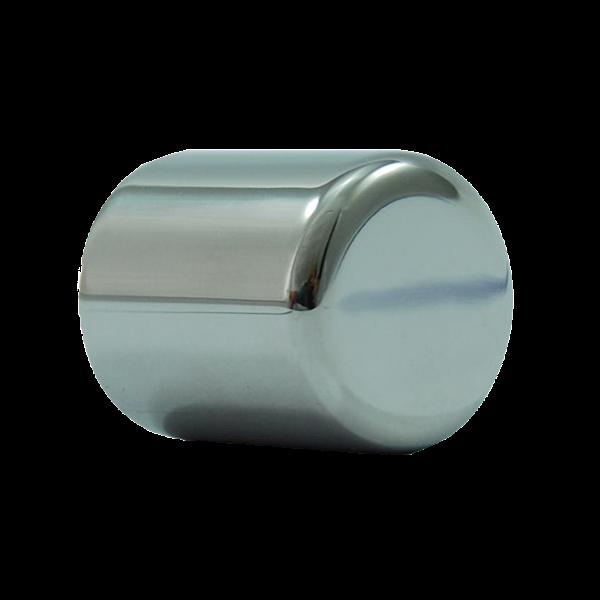 Zaślepka Walcowa Na Rurę Fi 12mm Poler INOX