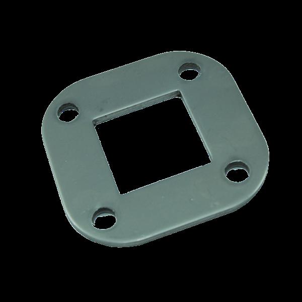 Stopa montażowa profilu 40x40mm INOX