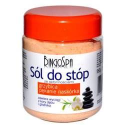 Sól do stóp grzybica 550g