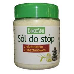 Sól do stóp ekstrakt z kasztanowca 550g