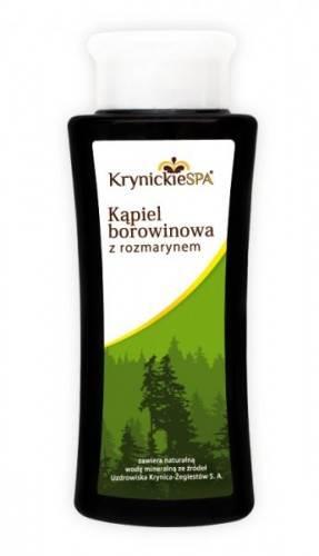 Kąpiel Borowinowa z rozmarynem 500ml Krynickie SPA