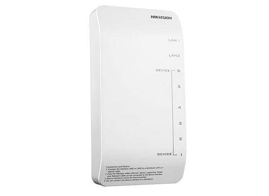 Dystrybutor audio/video Hikvision DS-KAD606-P