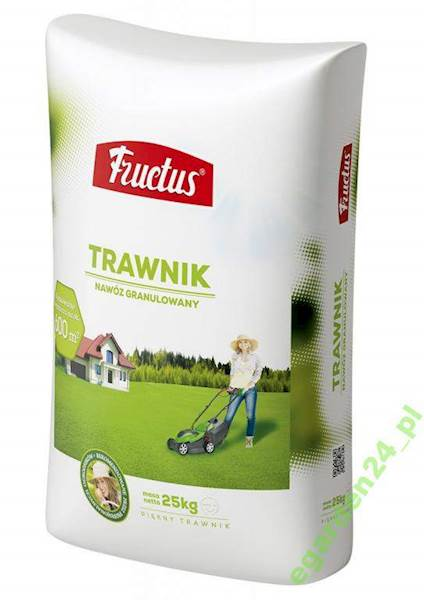 Fructus trawnik 25 kg