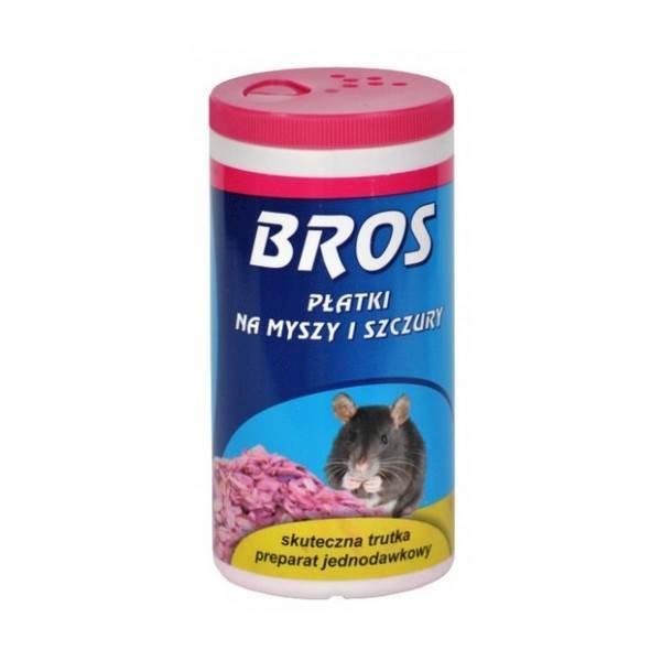 Bros płatki na myszy 250 g