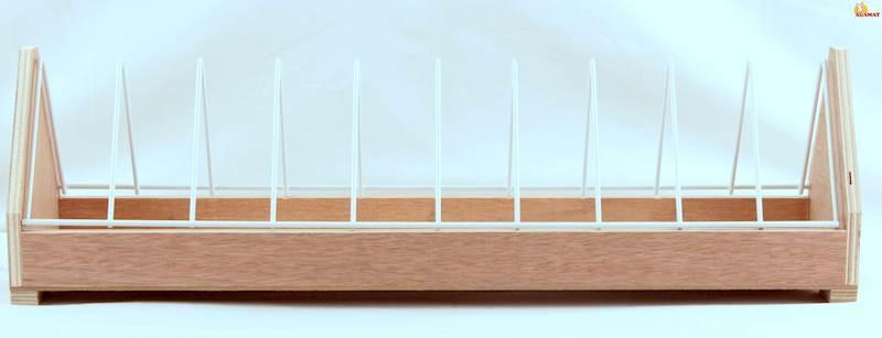 Karmnik druciak 120 cm