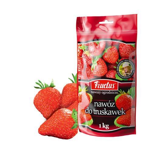 Fructus truskawka 1kg