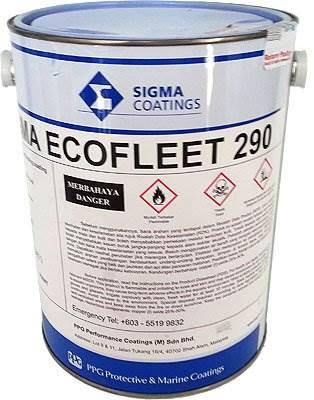 Sigma EcoFleet 290 REDBROWN  20 L