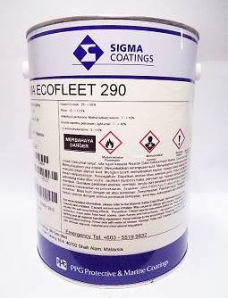 Sigma EcoFleet 290 REDBROWN 1L
