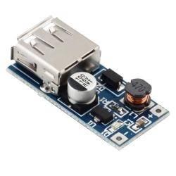 Moduł przetwornicy STEP-UP 0.9-5V -> 5V USB 500mA