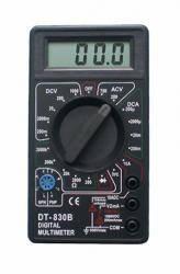 Miernik DT830D z buzerem