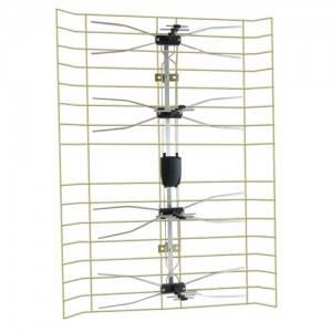 Antena szerokopasmowa symetryzator siatka