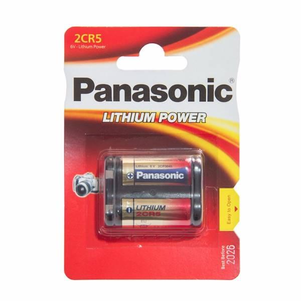 Bateria litowa 2CR5 6V