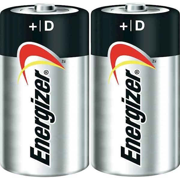 Bateria LR20 D Energizer
