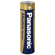 Bateria LR6 AA Panasonic alkaline