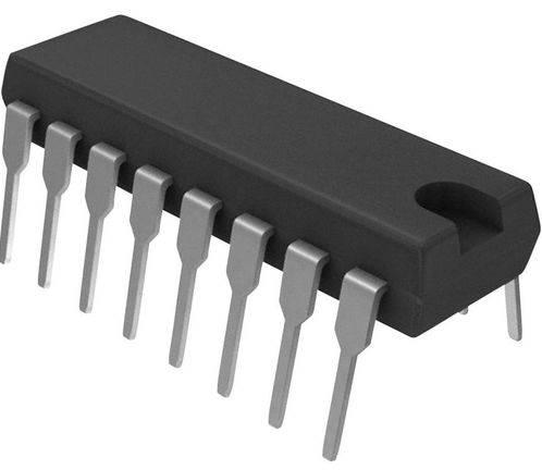4053 CD/HCF 3x2 kanałowy multiplexer DIL16