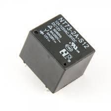 Przekaźnik NT73-2C-S5=F3FF=RM-50 5V DC 10A SPDT