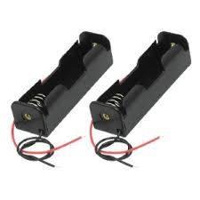 Uchwyt baterii 18650 x1