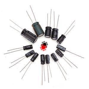 Kondensator 100uF 50V 8*13mm 105C EL