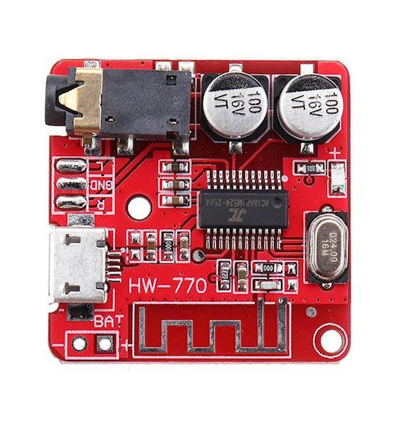 Moduł transmitera audio BLUETOOTH USB