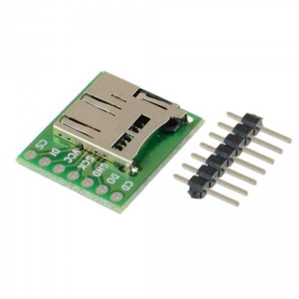 Moduł czytnika kart microSD T1