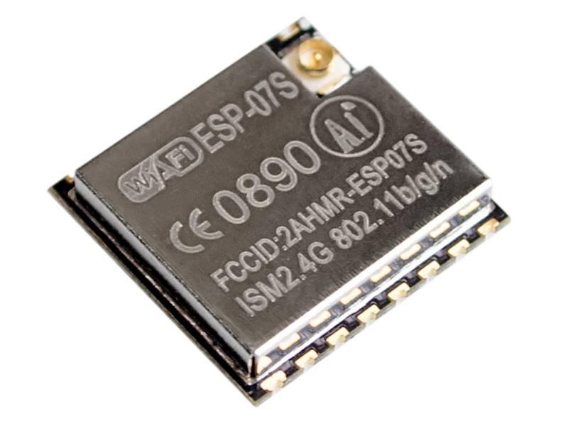 Moduł ESP8266 WIFI ESO-07S