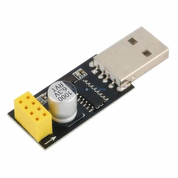 Konwerter USB - UART do ESP8266