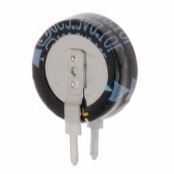 Kondensator GOLDCAP 0,1F 5,5V R=5mm pionowy