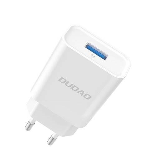 Zasilacz ładowarka USB 230V USB 2,4A QC3.0 DUDAO