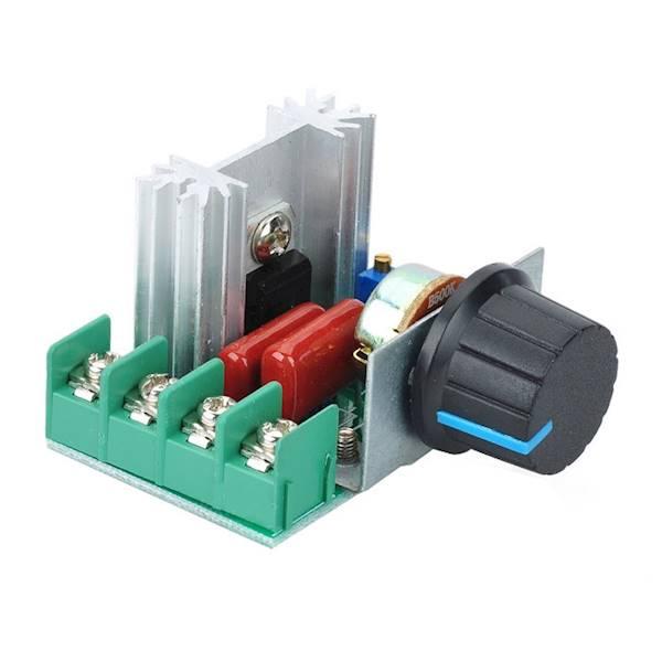Regulator napięcia 230V AC 2000W