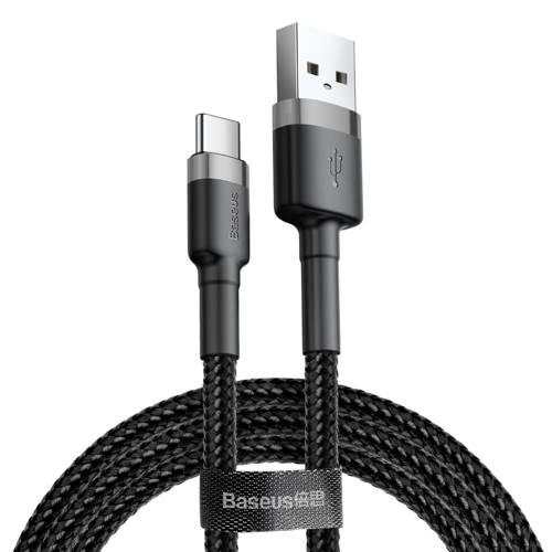 Przyłącze USB - wtyk USB C BASEUS QC3.0 1,5A 2m