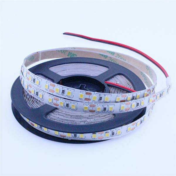 Taśma LED [600] 12V 9,6W/mb zimna 5000K IP20