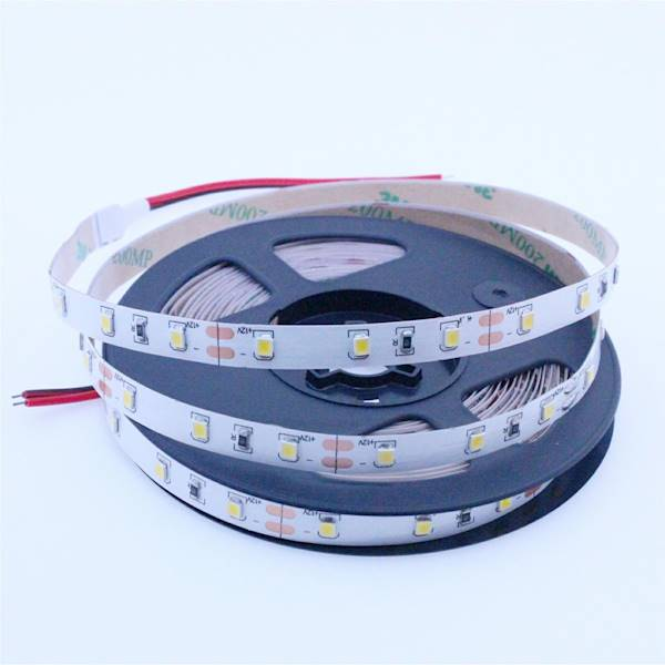 Taśma LED [300] 12V 4,8W/mb ciepła 3000K IP20