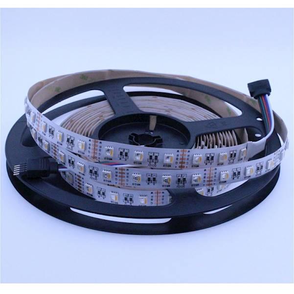 Taśma LED [300] 12V 19W/mb RGB+WW 5050 4in1