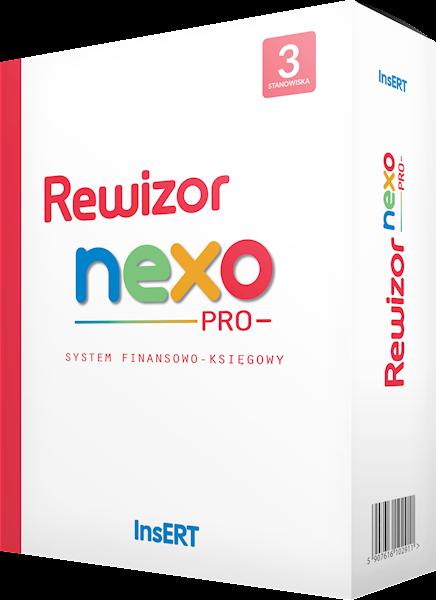 Rewizor nexo PRO +3 stanowiska