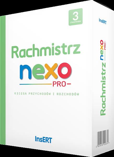 Rachmistrz nexo PRO +3 stanowiska
