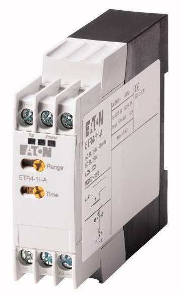 ETR4-11-A Elektroniczny przekaźnik czasowy 1W o op