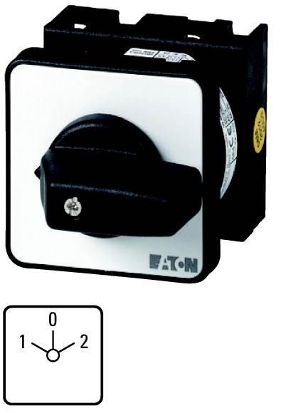 T0-3-8212/E Łącznik krzywkowy In=20A P=6.5 kW