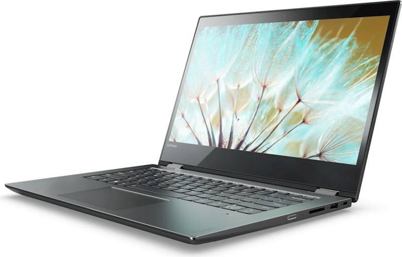 Lenovo YOGA 520-14IKB (80X800WDPB) Czarna [Core i3